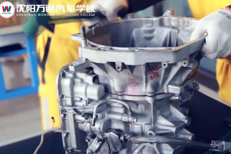 发动机维修与检测